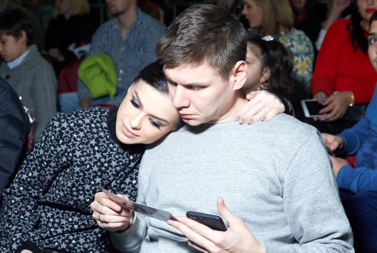 Свадьба Елены Темниковой и ее второго мужа, Дмитрия Сергеева. Красивые...