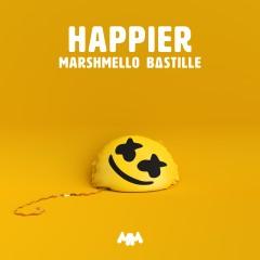 Happier - Marshmello Feat. Bastille