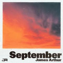 September - James Arthur