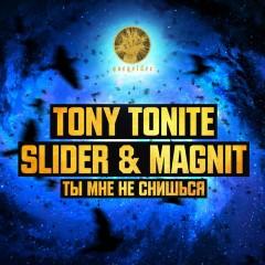 Ты Мне Не Снишься - Tony Tonite и Slider & Magnit