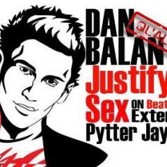 Justify Sex - Дан Балан